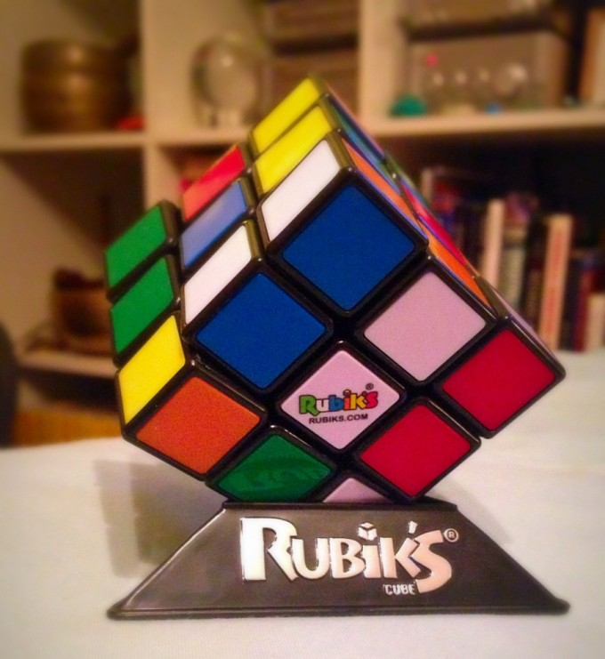 Life Is Like A Rubik's Cube…