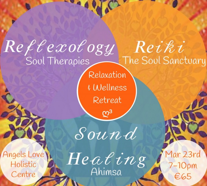 Relaxation and Wellness Retreat ღ³