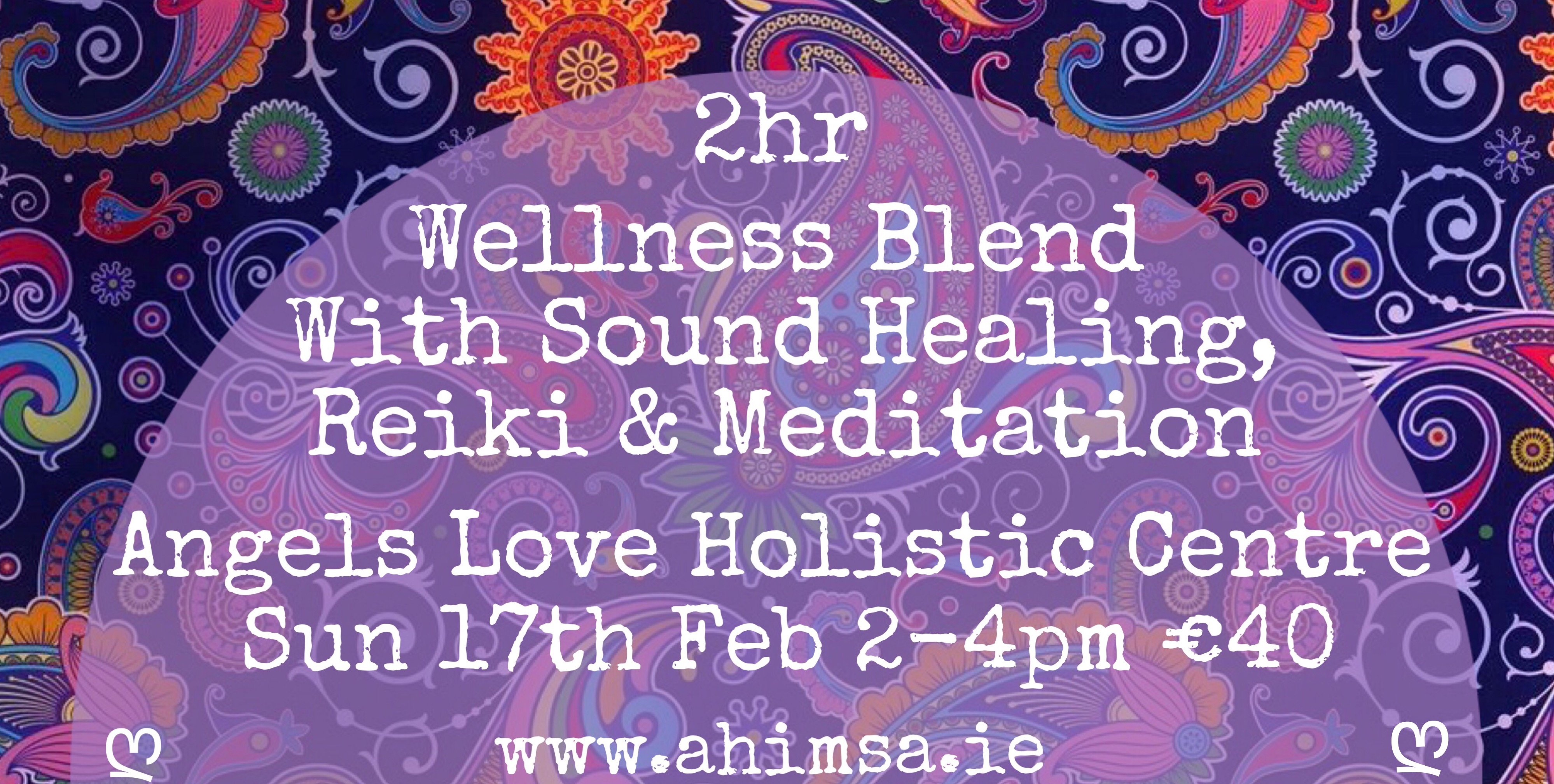 2hr Soul Session With Sound Healing, Reiki and Meditation