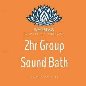 Sound Bath, Dublin