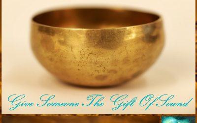 Sound Healing Gift Voucher