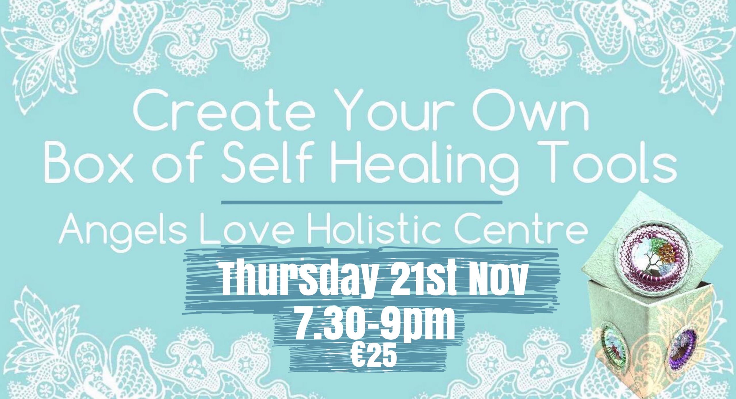Create Your Own Self Healing Toolbox…