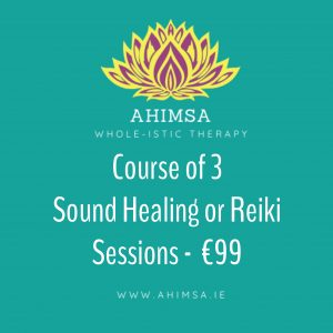 Sound Healing and Reiki